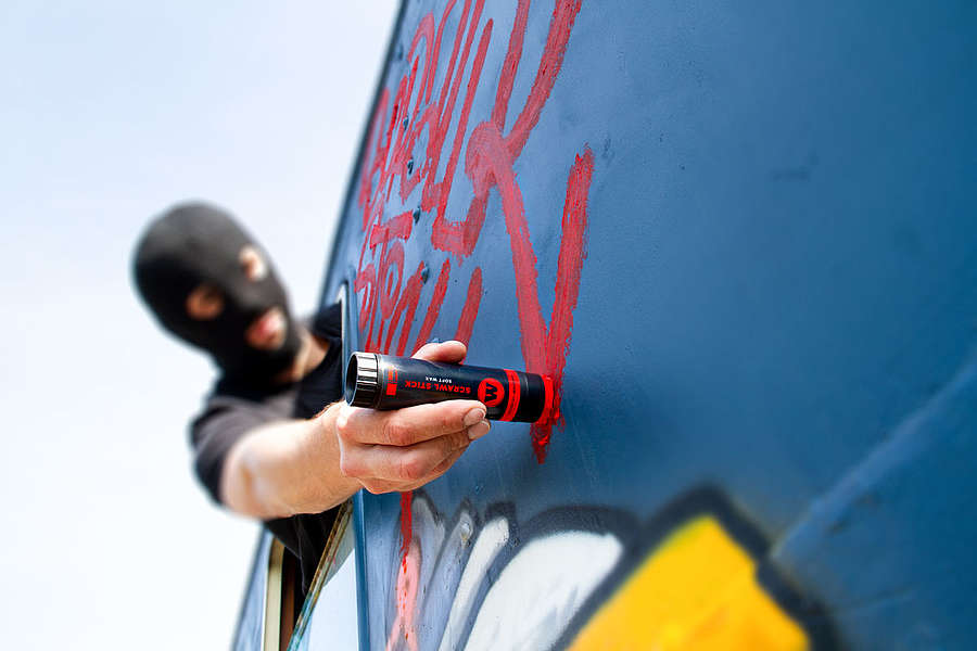 Molotow Scrawl Stick - новинка в Graffitimarket.ru