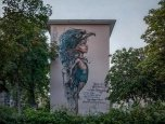 MANNHEIM – HERAKUT MURAL – THE GIANT STORYBOOK PROJECT