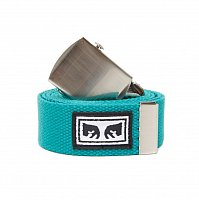 Ремень Obey Big Boy Web Belt Teal