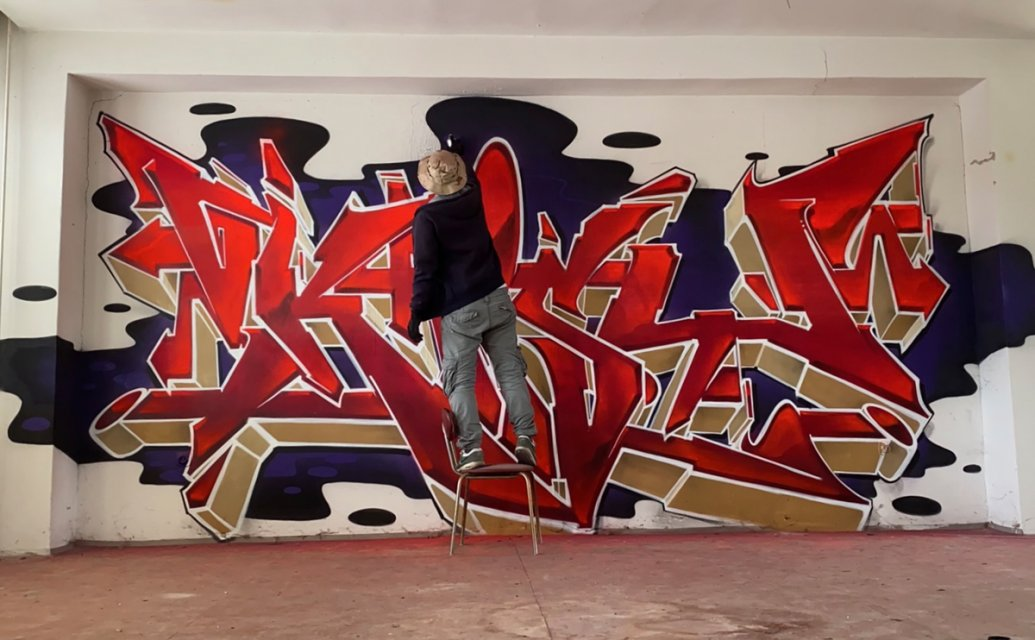 Kaisy x Abandoned Session x Molotow Premium