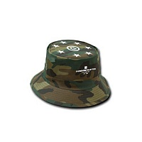 The Seventh Letter панама камуфляж General Bucket Hat L/XL