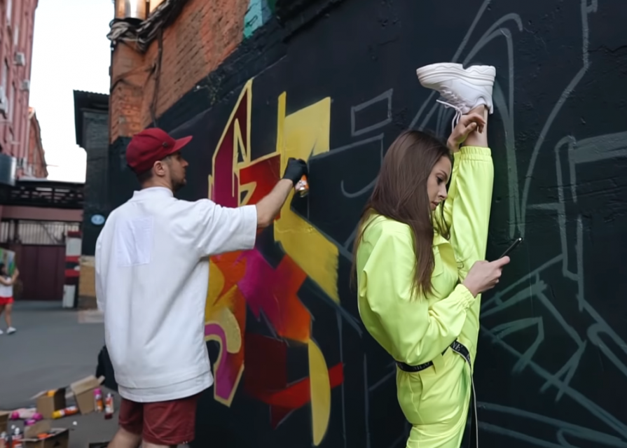 Смотреть видео GRAFF TV : CHES на Graffitimarket.ru