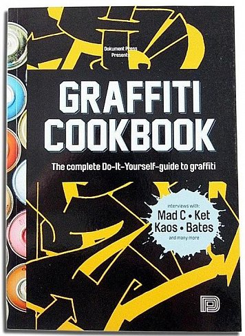 Книга Graffiti Cookbook